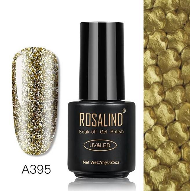 Гель лак Rosalind Platinum 7 МЛ