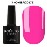 Гель-лак Komilfo Deluxe Series №D173, 8 мл