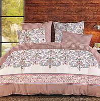 Комплект постельного белья ТЕП Марокко Zara бязь 210-200 см бежевый