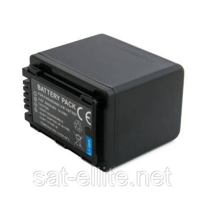 Аккумулятор к фото/видео EXTRADIGITAL Panasonic VW-VBT380 (BDP2692)