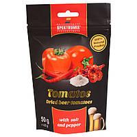 Томаты сушеные с перцем к пиву Tomatos, 50 г