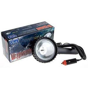 Автомобільна переносна лампа ОП-12094 12V/H3/55W/4''lamp/5м в прикурювач