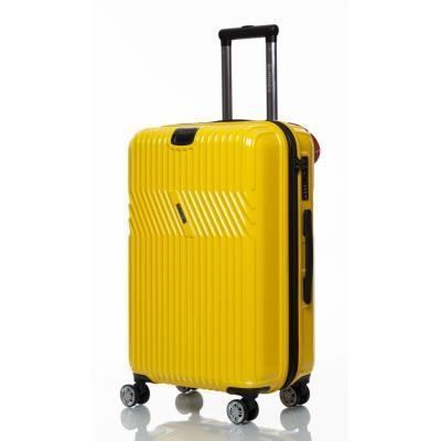 Чемодан SUMDEX средний желтый (SWRH-724 Y)