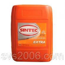 Масло моторное 20W-50 SINTEC Diesel CF-4/SJ, 30л, мин