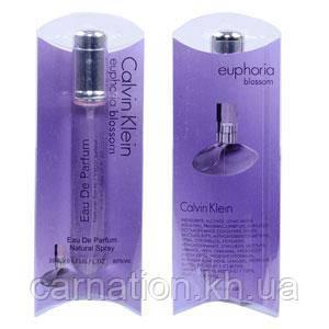 Женский мини парфюм ручка Calvyn Klain Euphoria Blossom (Эйфория Блоссум) 20 мл