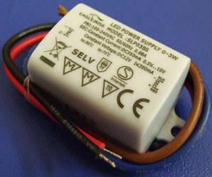 Герметичный импульсный драйвер светодиода SLP03SS1
