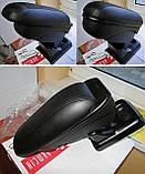 Підлокітник Armcik S1 з зсувною кришкою для Honda City 2002-2008, фото 5
