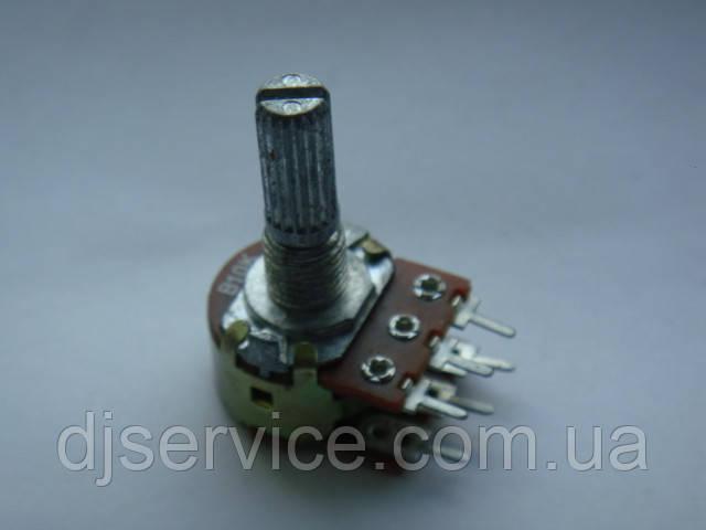 Потенциометр WH148 b10k 20mm для пультов