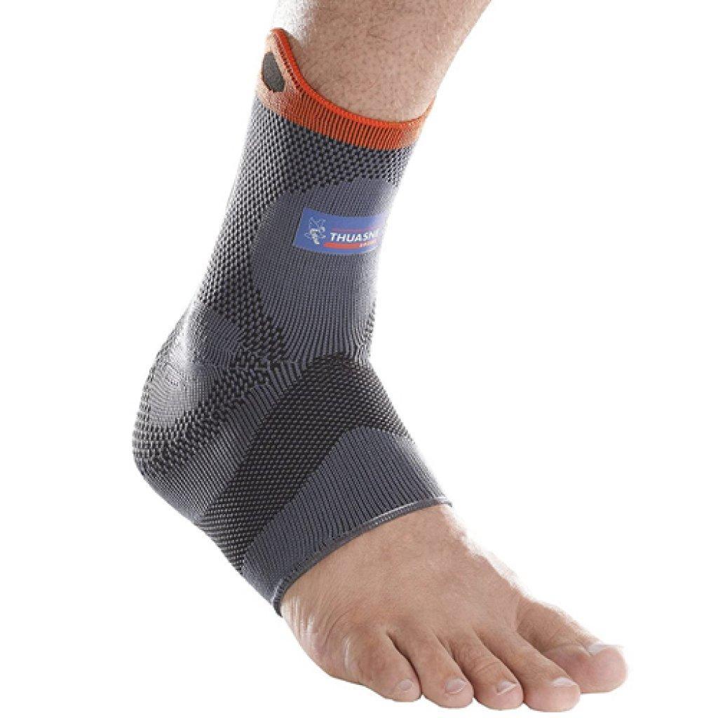 Эластичный бандаж на голеностопный сустав усиленный Thuasne Sport Reinforced 0353 спортивный