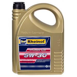 Моторное масло  Rheinol Primus GM   5W-30 5L (синт) (GM   5W-30/31225,580)