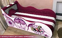 Кровать машина КАРЕТА  Hipe Drive  комплект от 1500х700