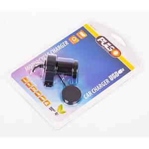 Адаптер автомобільний MC1 (12/24V - 5/6V) 800mA/1500mA