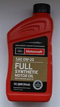 Ford Motorcraft Full Synthetic 0W-20 (для 2,0 hybrid)