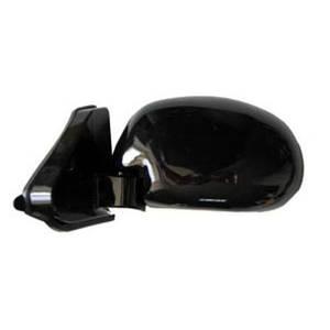 Дзеркало бічне ЗБ 3252B  чорне на шарнірі