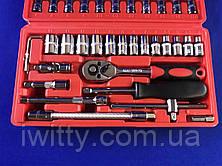 Набор инструментов 46 деталей, фото 3