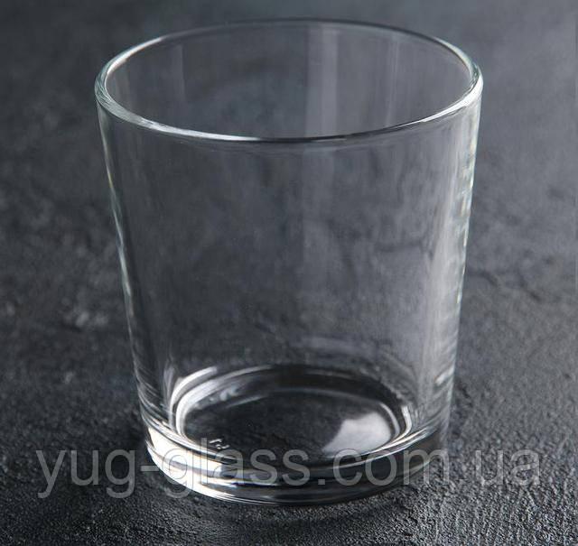 Низкий гладкий стакан 250 мл