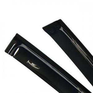 Дефлектори вікон  Zaz Forza 2011-> HB / Chery A13 2008-> HB