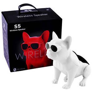 Bluetooth-колонка Aerobull DOG S5, c функцією speakerphone, радіо