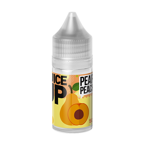 Жидкость JUICE UP Salt - Pear Peach 30ml