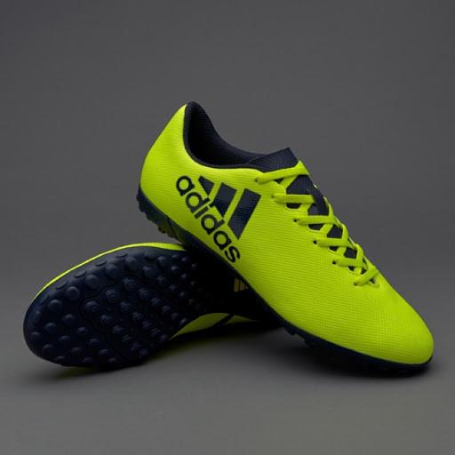 Детские сороконожки adidas X 17.4 TF J Оригинал. S82421.