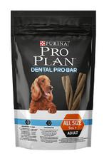 Лакомство Dental PRO-BAR Pro Plan (Пурина Про План) для собак весом 2-7кг, 150г