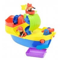 Детский водопад для ванной 811 корабль пиратов