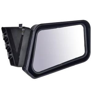 Дзеркало бокове на ВАЗ 2101-2107 чорне на болтах