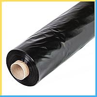 Пленка 80 мкм черная 3*100 м, фото 1