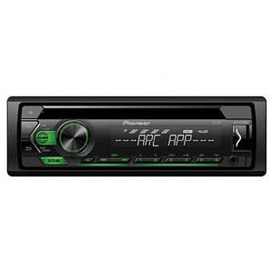 CD-MP3-магнiтола Pioneer DEH-S120UBG