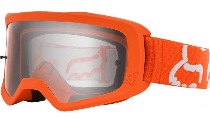 Мотоочки детские FOX MAIN II RACE youth flo orange