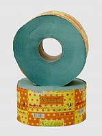 Туалетная бумага великан d=19см 1-слойная зеленая