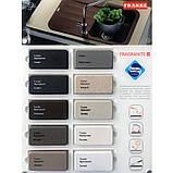 Кухонна мийка Franke Kubus KBG 110-50 125.0502.864 шторм, фото 3