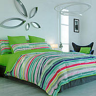 Комплект постельного белья ТЕП Iva Multi бязь 215-150 см разноцветный