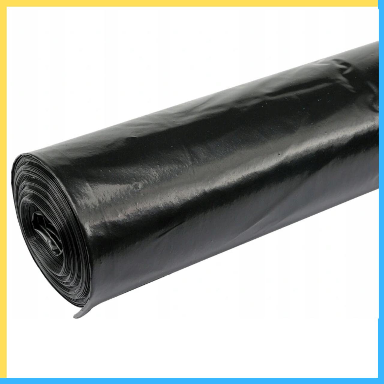 Пленка 170 мкм черная 3*50 м