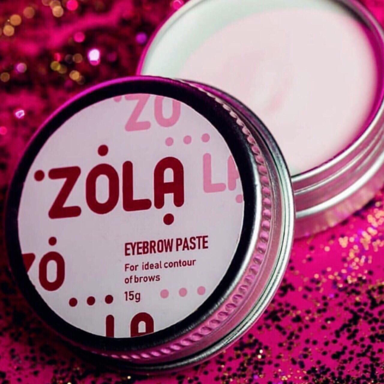 """Броу паста (Eyebrow Paste) """"ZOLA"""", 15 гр"""
