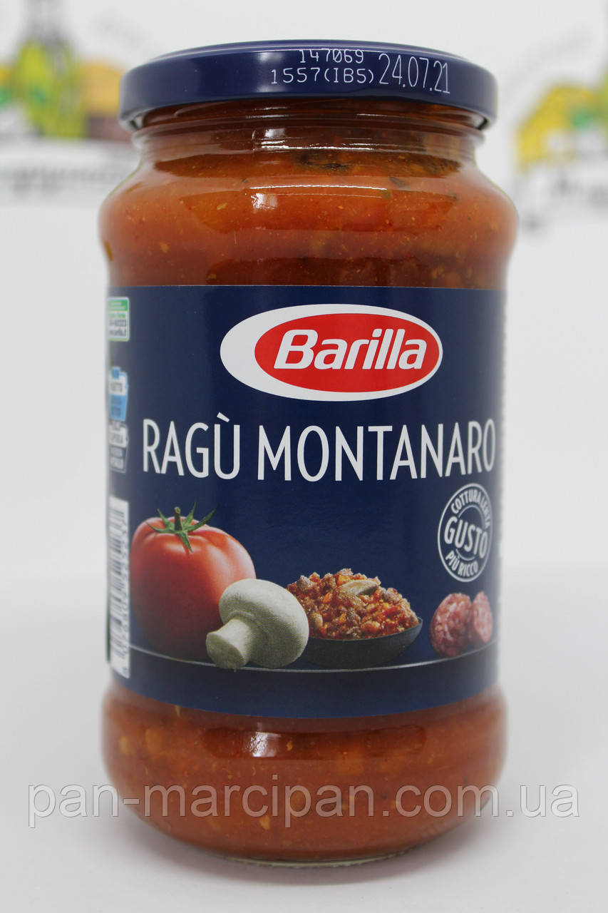 Соус Barilla Ragu Montanaro 400г
