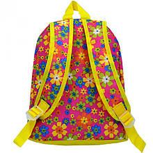 Рюкзак дошкольный Цветы для девочек JO, 4892DSCN