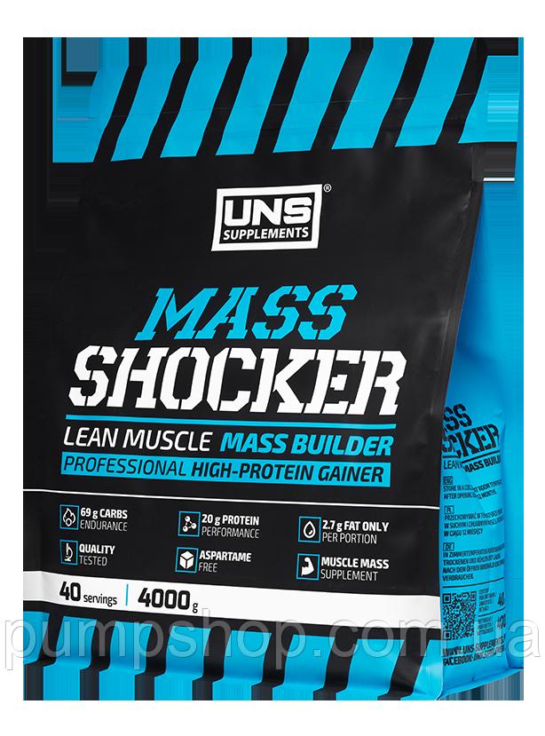Вітамінний UNS Mass Shocker 1000 г