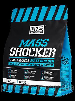 Вітамінний UNS Mass Shocker 1000 г, фото 2