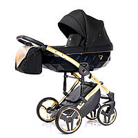 Универсальная коляска 2в1 Junama Diamond Onyx 01
