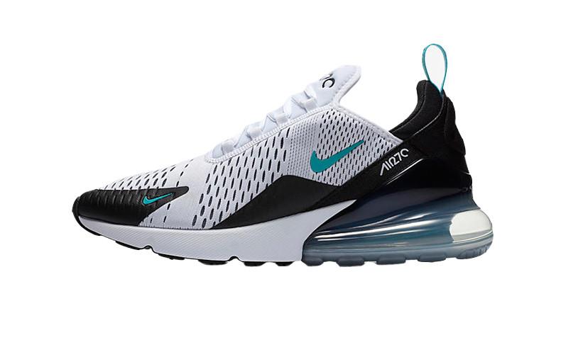 Мужские кроссовки Nike Air 270 White/Blue/Black