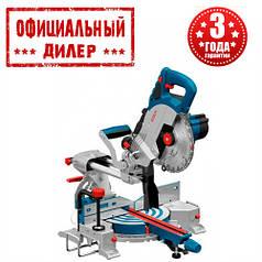Аккумуляторная торцовочная пила Bosch BITURBO GCM 18V-216 Professional (18В, 216 мм)(Без АКБ и ЗУ)