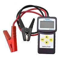 Тестер автомобильного аккумулятора, цифровой, 12В, Lankol MICRO-200