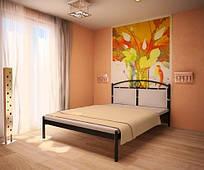Кровать металлическая Инга