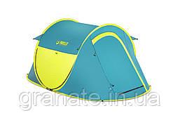 Палатка четырёхместная 240х210х100 см