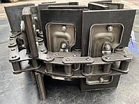 Транспортер зерновой для комбайна Дон-1500 (цельный ролик, пластина-3.2 мм)
