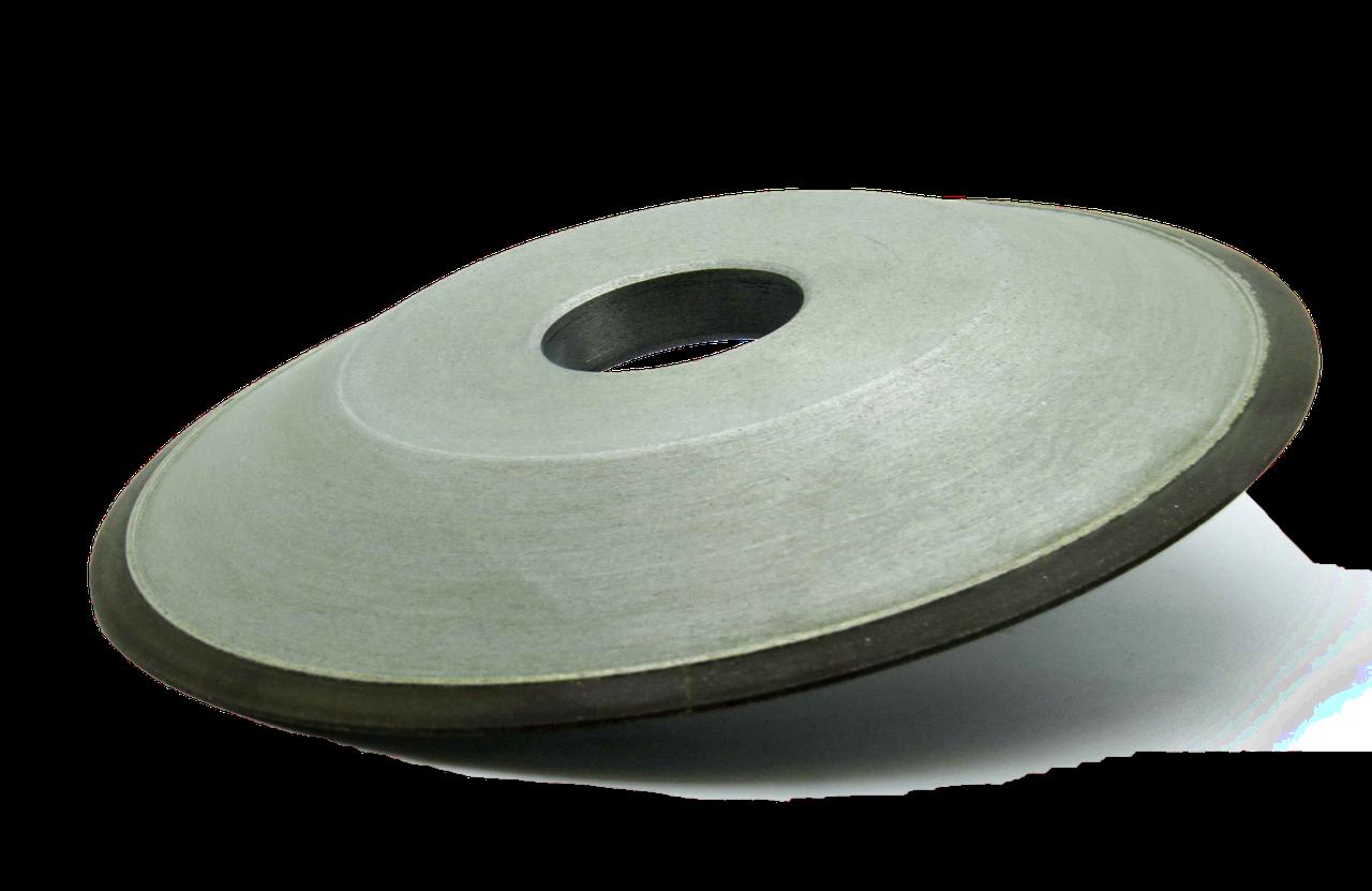 Круг алмазный заточной 12R4 125x3x2x13x32 125/100 AC4 B2-01 шлифовальный тарельчатый