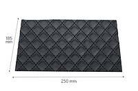 Силиконовый коврик для декорирования MATELASSE 250х185 мм h 3 мм Silikomart TEX03