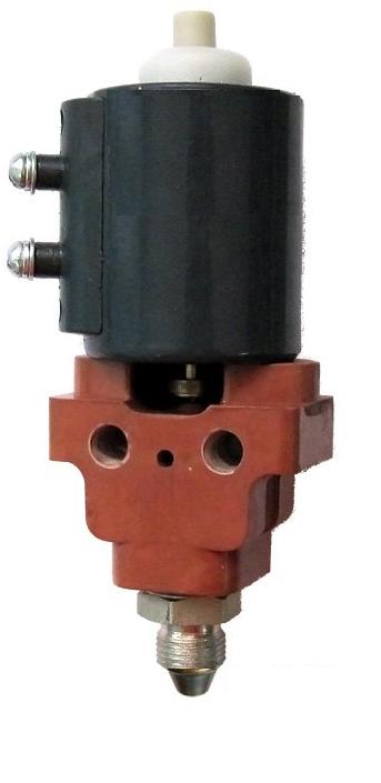 Вентиль электропневматический ЭВ-50