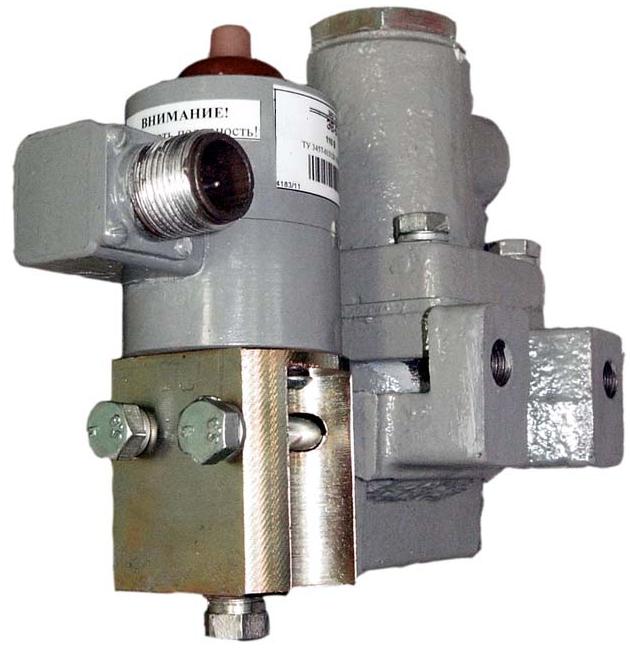 Клапан электропневматический КП-8 (01..05)